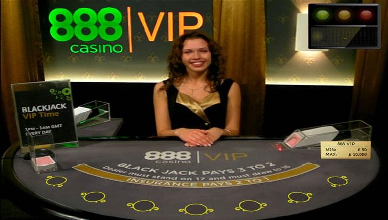 888 Casino생중계 딜러 게임